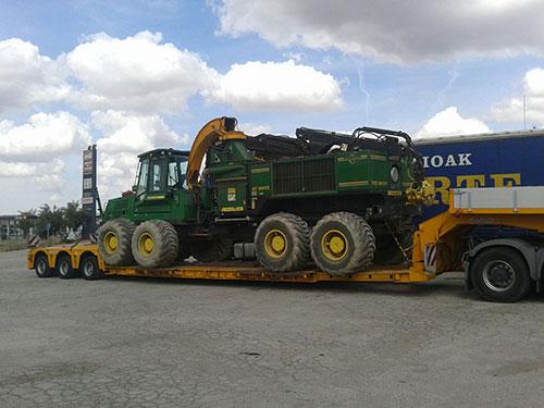 Maquinaria de biomasa