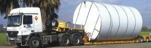 Empresa de transporte - Grúas Molero