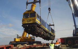Transportes grandes dimensiones - Grúas Molero